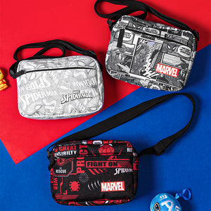 Miniso Official Marvel Crossbody Bag / Tas Selempang / Wanita Tas kasual