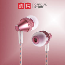 Muat gambar ke penampil Galeri, MINISO Earphone / Earbud In Ear / Headphone / Headset dengan Mic Answer Call Hp Lucu In Ear Kabel Gaming Android Suara Jernih Stereo Noise Cancelling Bass Metal Warna