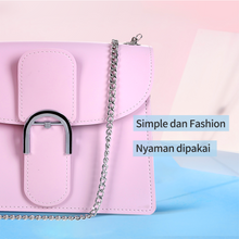 Load image into Gallery viewer, Tas Selempang Tas Wanita Fresh Macaroons Series Crossbody Bag
