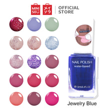 Load image into Gallery viewer, MINISO Kutek Cat Kuku Peel Off Kutex Awet Nail Polish