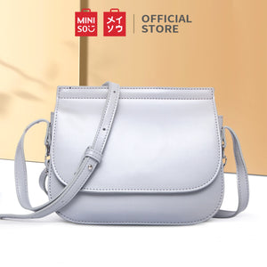 MINISO Tas Selempang Wanita Rantai Crossbody Sling Bag Stylish Fashion Pesta