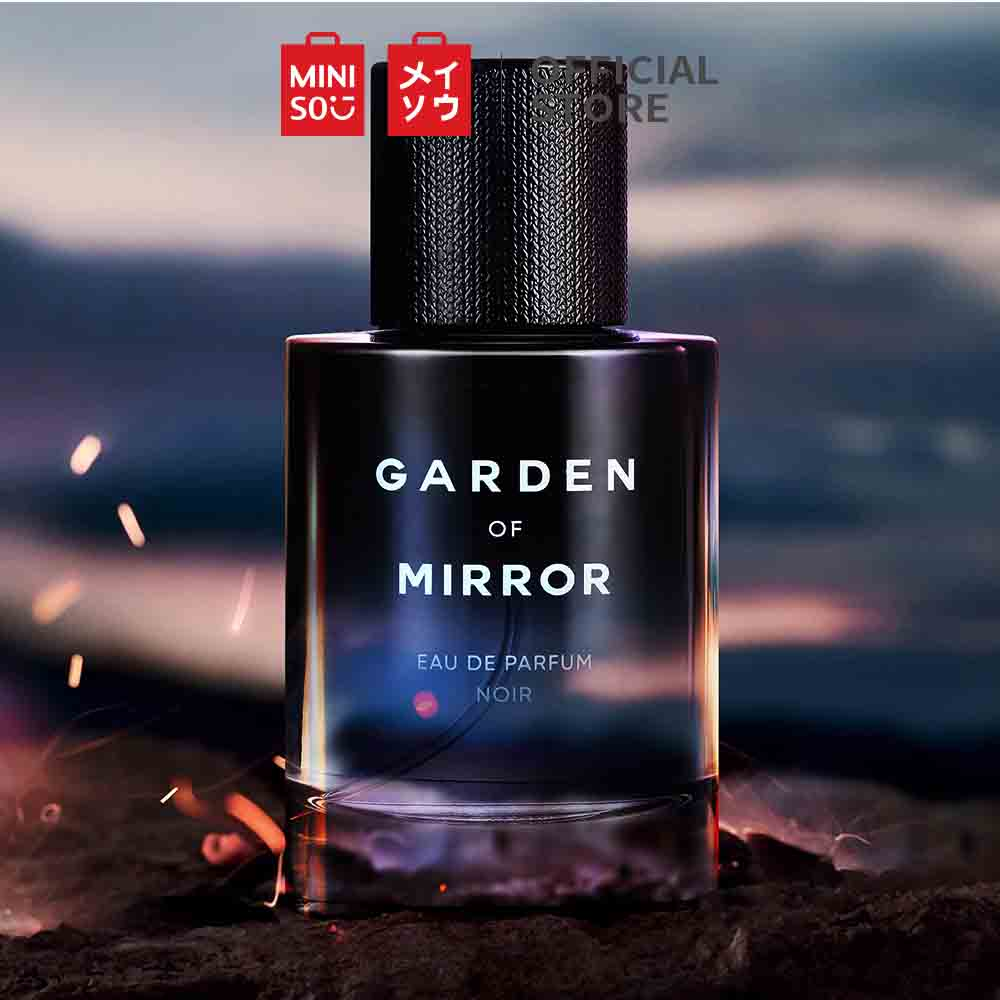 Miniso Official Garden of Mirror Eau De Parfum, perfumes long lasting, Men Original Perfume