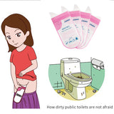 Emergency Urine Bag - Outdoor Disposable Urinal Bag