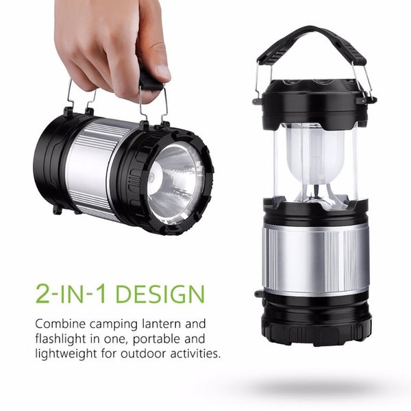 High Power Portable Camping Lantern for Outdoors