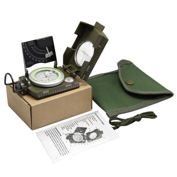 Professional Military Compass - Army Geology Compass