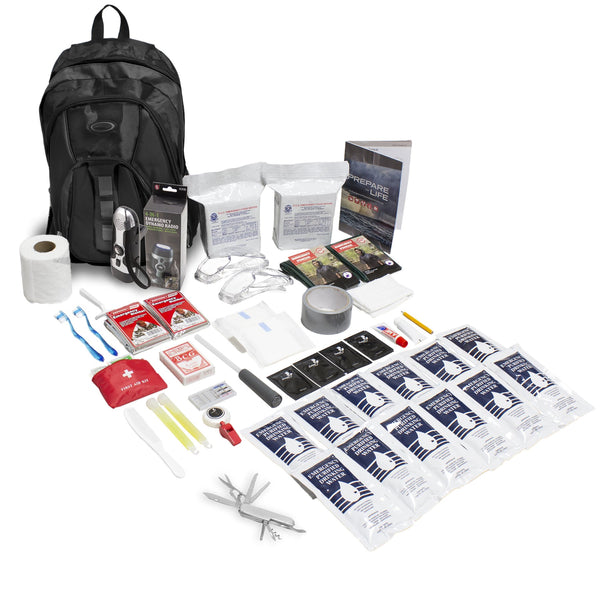 The Essentials Complete 72-Hour Kit - 2 Person  Backpack