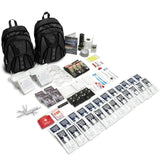 The Essentials Complete 72-Hour Kit - 4 Person Backpacks