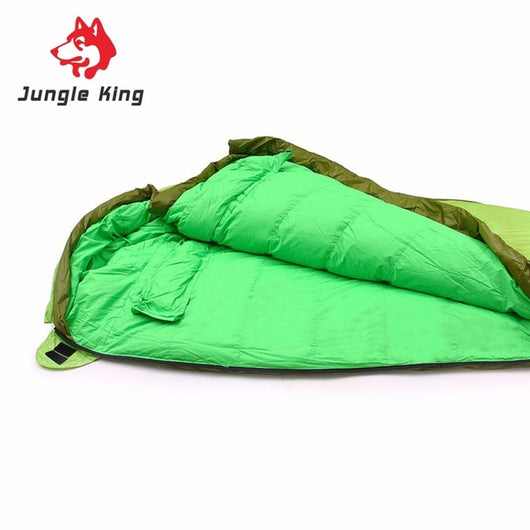 Winter Sleeping Bag  for Cold and Frigid Temperatures