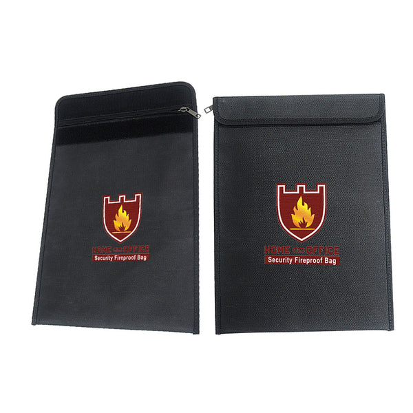 security fireproof bag