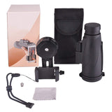 Monocular Telescope with Mobile Night Vision and Waterproof
