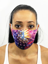 Patriotic July 4th Face Cover