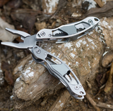 Stainless Steel Multi-Function Tool for Your Survival Bag