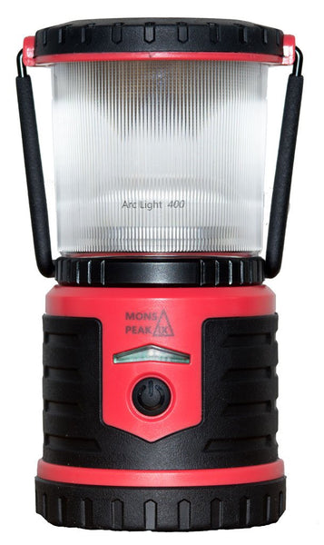 Mons Peak IX Arc Light 400 LED Lantern - Rechargeable