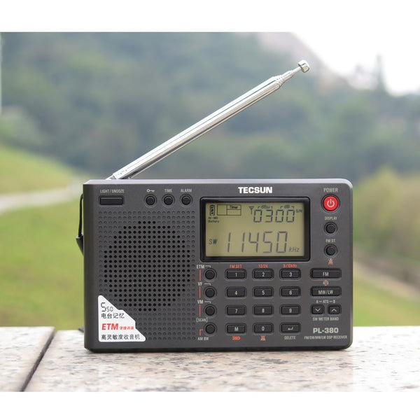 DSP Professional FM/LW/SW/MW Digital Portable Full Band Radio