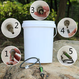 Survival Water Filter for Filtering Outdoor Water in Emergency