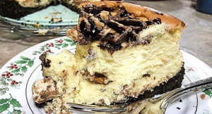 Snickers cheesecake. Enough said!!!! If...