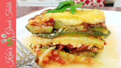 Greek Zucchini and Feta Cheese Bake