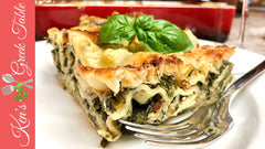 Spinach and Feta Lasagna