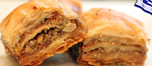 Bonkers For Baklava Zoom Cooking Class | Saturday November 7th @ 1:00pm EST