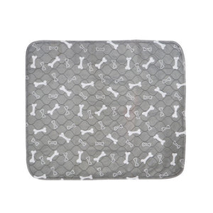 Waterproof Pet Pee Pads Mat Dog Bed  For Dog Urine Pads Puppy Pee Pad Reusable Cooling Mat Pet Dog Diaper Urine Pads