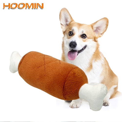 HOOMIN Puppy Pet Play Chew Toys Dog