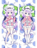 Dakimakura Kanna -Normal en train de manger- Miss Kobayashi Dragon Maid | WaifuHeaven Dakimakura France