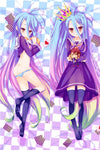 Dakimakura Shiro -Uniforme et culotte- No Game No Life