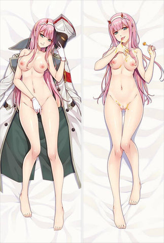 Dakimakura Zero Two -nue- Darling  in the franxx | WaifuHeaven