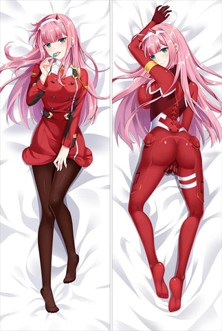 Dakimakura Zero Two -Uniforme Simple- Darling In The Franxx