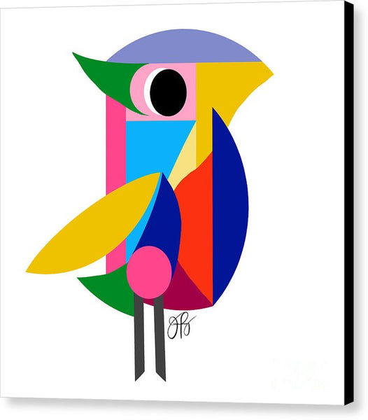 360 - Bird - Canvas Print
