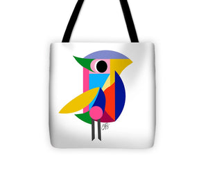 360 - Bird - Tote Bag