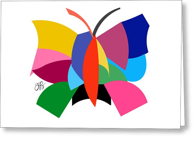 360 - Butterfly - Greeting Card
