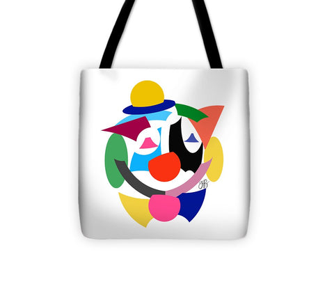 360 - Clown - Tote Bag