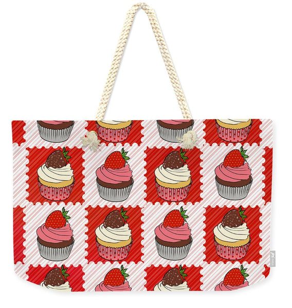 Cupcake Crush - Weekender Tote Bag