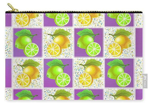 Lemon Crush - Carry-All Pouch