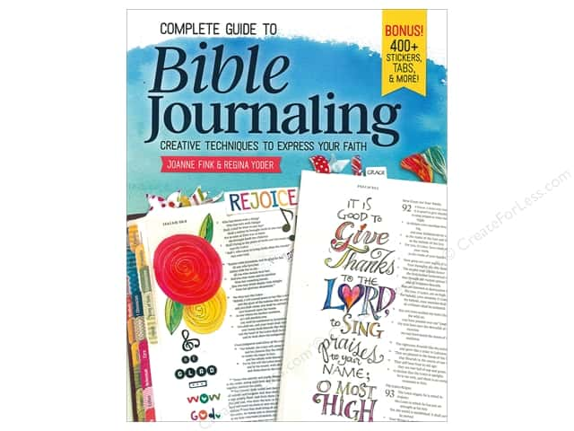 Wellspring Complete Guide to Bible Journaling