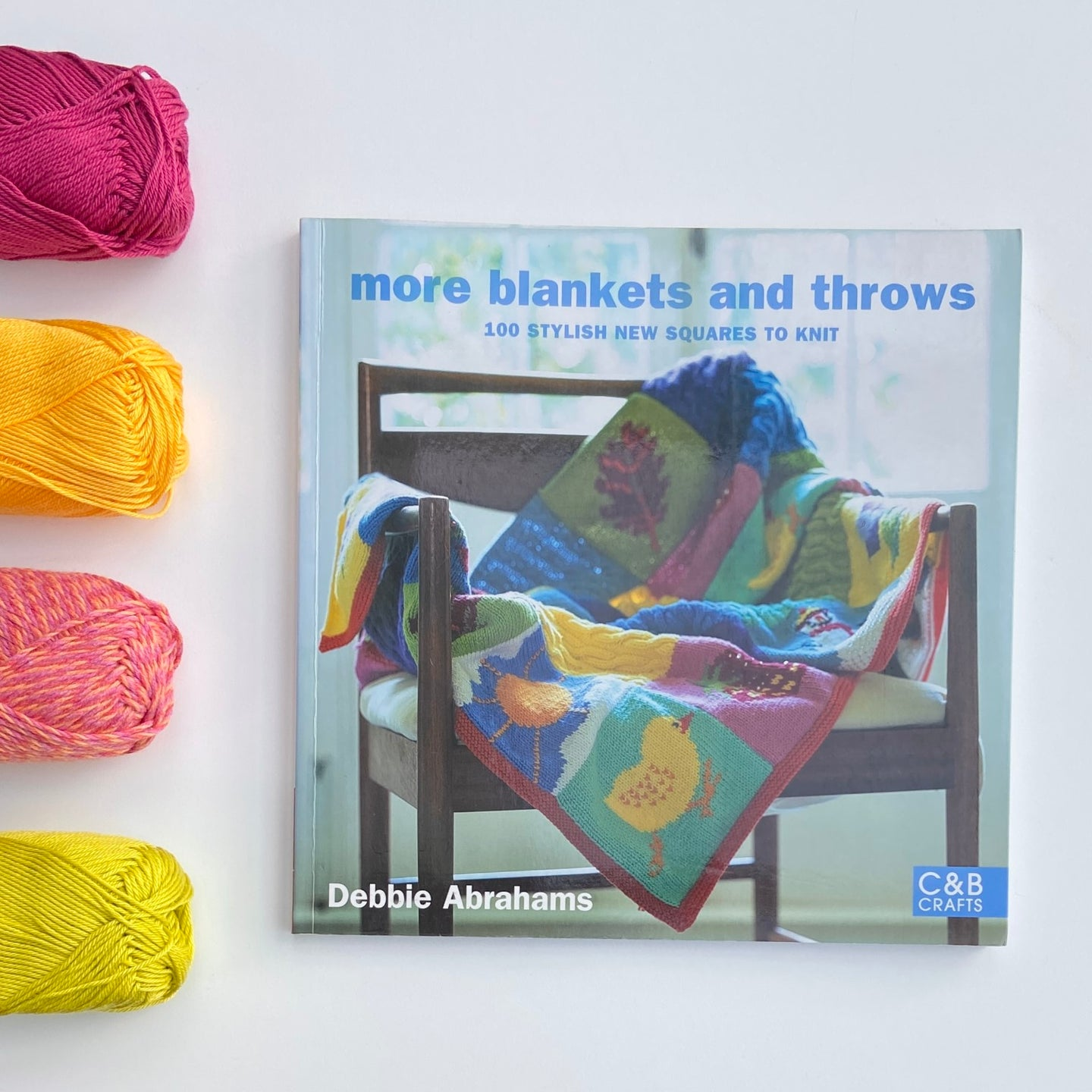 More Blankets and Throws | Kniha