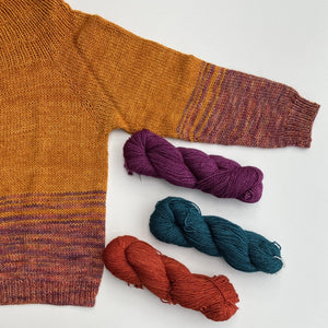 Malabrigo Dos Tierras | English Rose 57