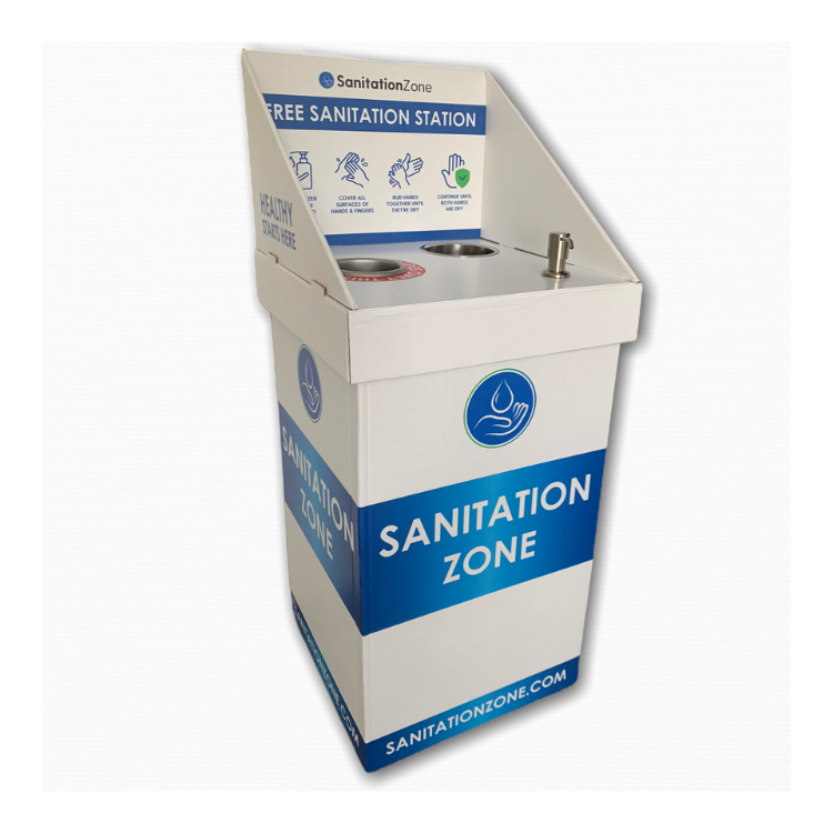 Sanitation Zone™ Station