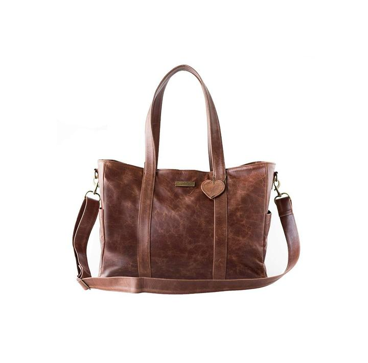 The Luxury Baby Bag in Brown