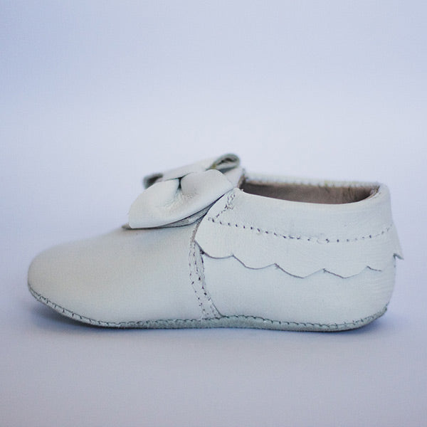 Lacey Soft Sole White