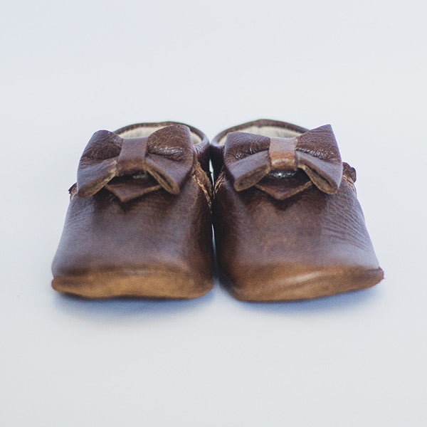 Lacey Soft Sole Brown