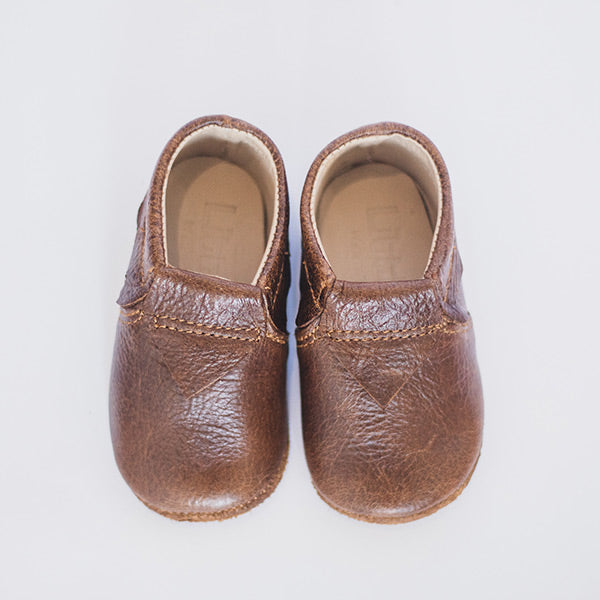 Carter Soft Sole Brown