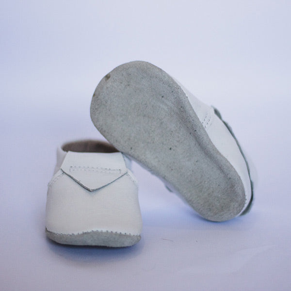 Carter Soft Sole White
