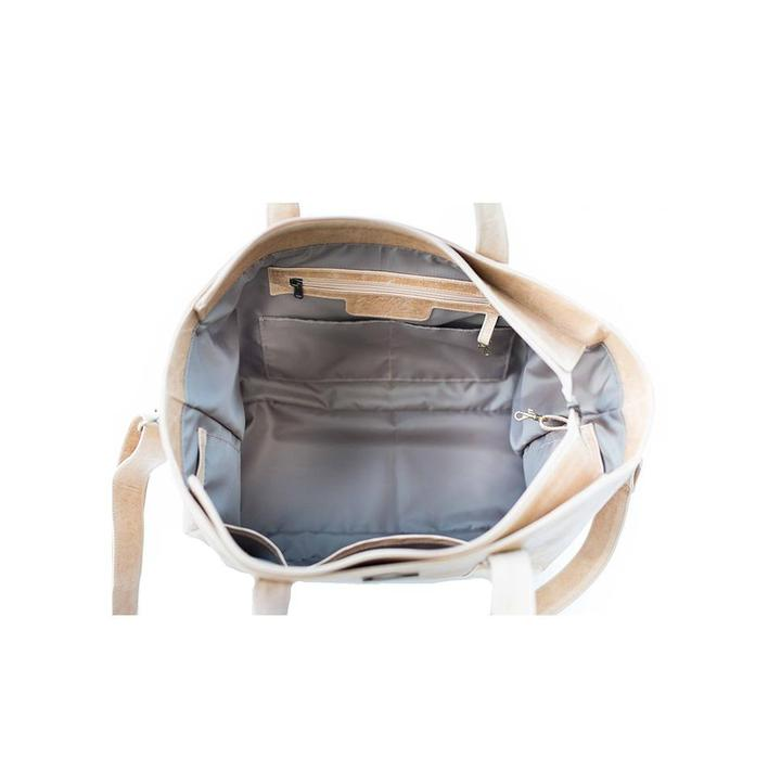 The Luxury Baby Bag in Tan