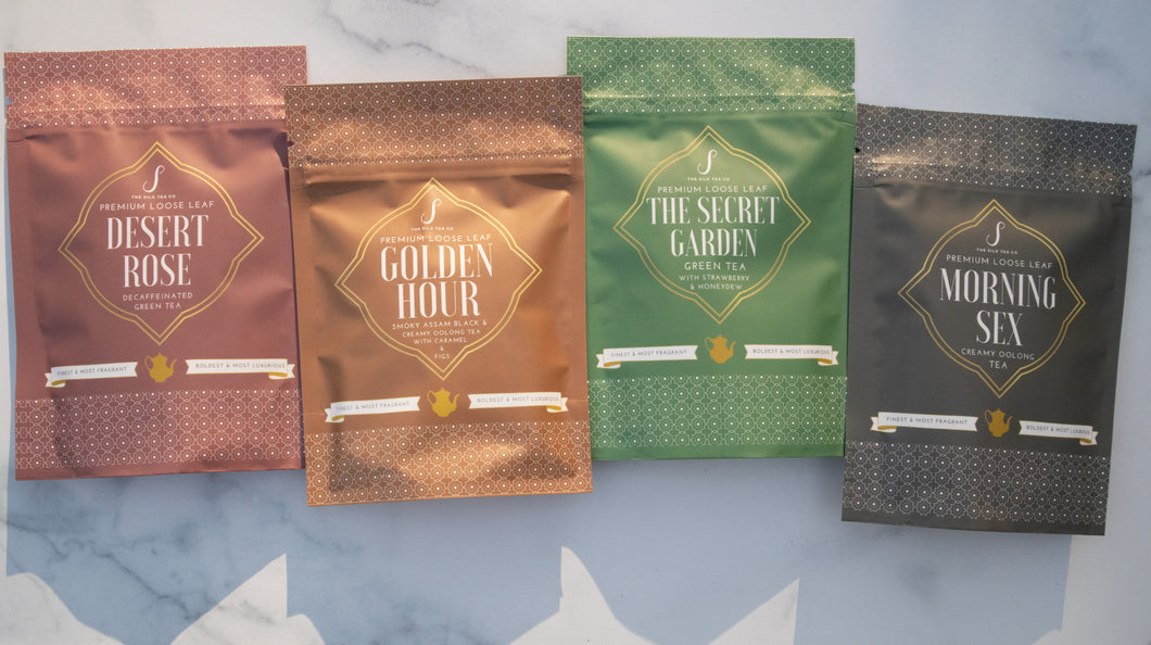 The Four Seasons Sampler Pack