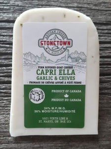 Stonetown Capri Ella-Garlic and Chives