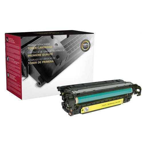 Yellow Toner Cartridge for HP CE252A (HP 504A)