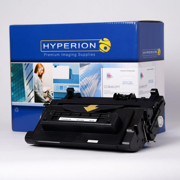 CC364A Hyperion Compatible Replacement Toner For HP - Horizon Ink