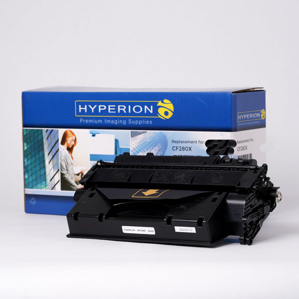 CF280X Hyperion Compatible Replacement Printer Toner Cartridge - Horizon Ink